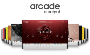 Arcade VST 1.3.6 by Output + Crack [Mac + Win] Latest Free Download