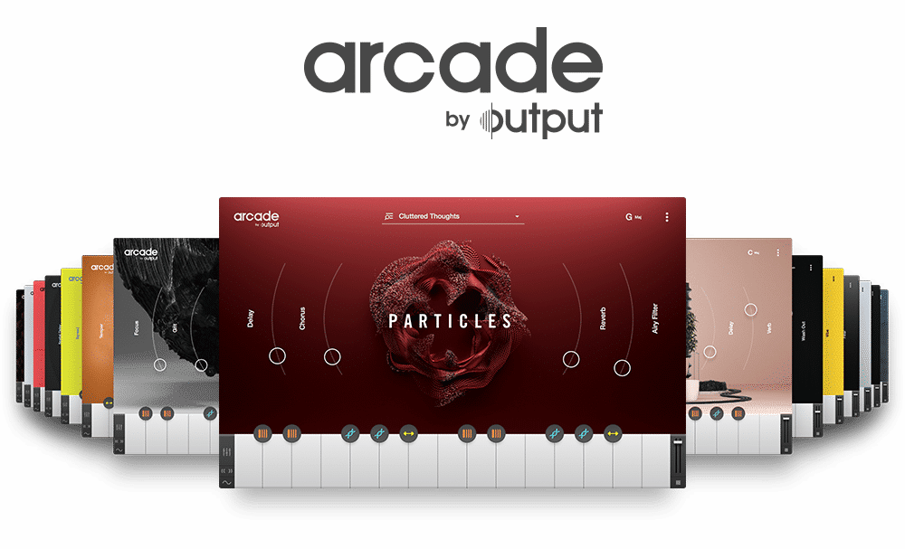 Arcade VST 1.3.6 by Output + Crack [Mac + Win] Latest Download