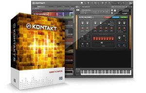 Native Instruments Kontakt 6.4.0 Crack Full Version (VST)