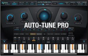 Antares AutoTune Pro 9.2 Crack Mac + Serial Key [Latest]
