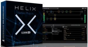 Line 6 Helix Native 3.11 Crack Guitar Amp (Win) Download