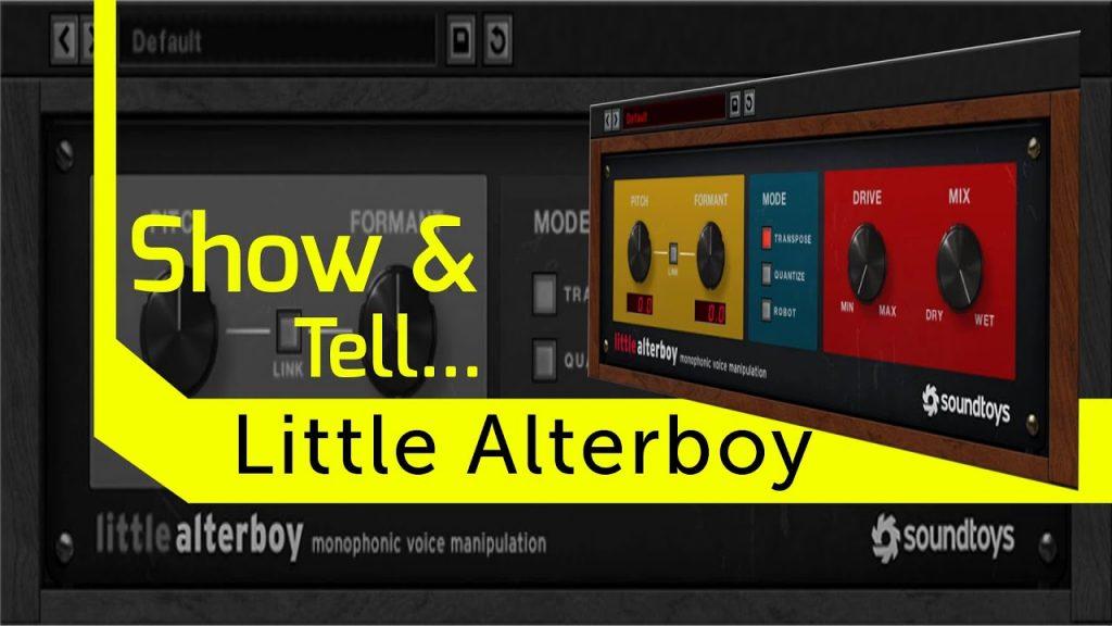 Little AlterBoy 5.3.2 VST Crack Mac + Torrent Free Download