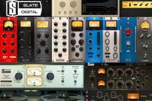 Slate Digital Complete Bundle v2.4.9.2 Crack (Mac) [Latest]
