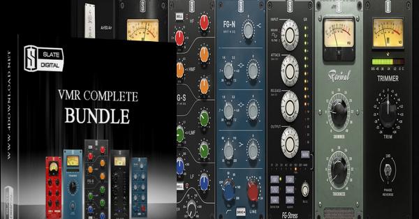 Slate Digital VMR Complete Bundle v2.4.9.2 Crack (Win) 2020