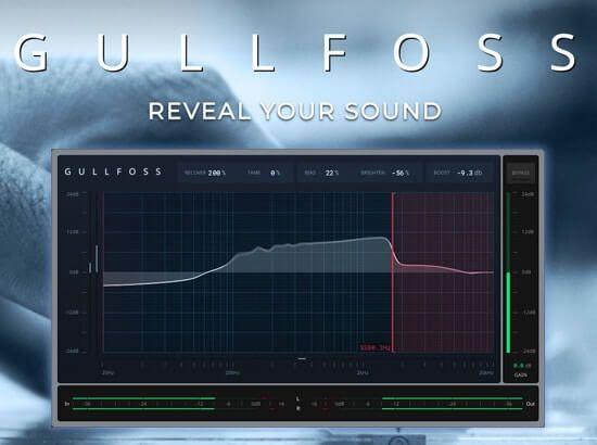 Soundtheory Gullfoss V1.4.0 Crack [Mac + Win]