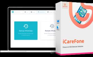 Tenorshare iCareFone 7.5.3 Crack Mac + Serial Keygen [2021]