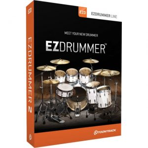Toontrack EZdrummer 2 v2.1.8 Crack Build 21073 (Mac + Win) Full