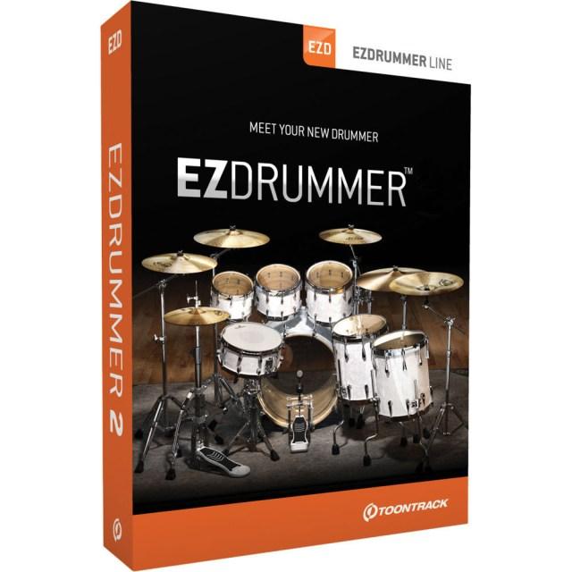 Toontrack EZdrummer 2 v2.1.8 Crack Build 21073 (Mac + Win)
