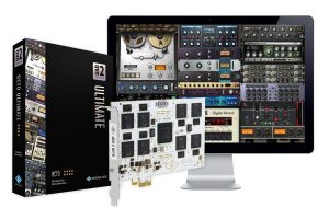 UAD Ultimate 9 Bundle Crack VST + Torrent Mac & Win [Latest]