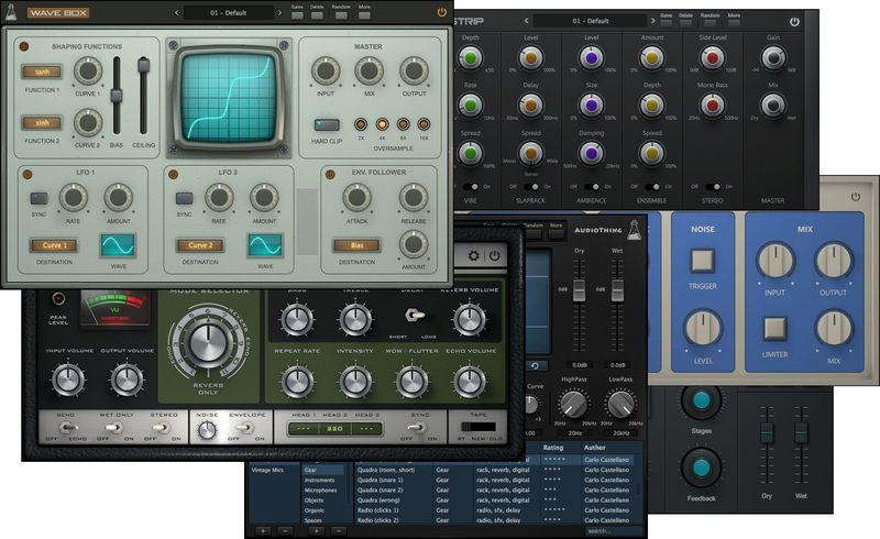 AudioThing Effect Bundle 2020 VST Crack (Win) Download