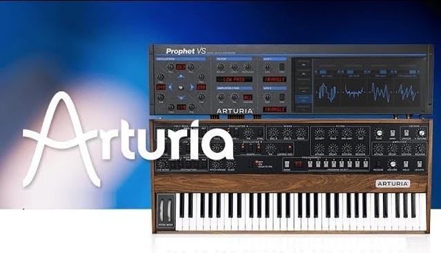 Arturia Prophet 3.3.6.1.3854 Crack Free Download