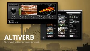 Audioease Altiverb 7 XL v7.2.6 Crack Full version Download