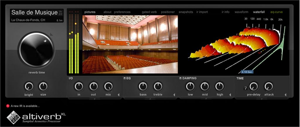 Audioease Altiverb 7 XL (Win) Crack Full version Download