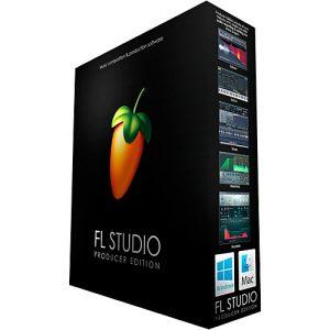 FL Studio 20.9.0.2445 Crack + License Key Portable 2021