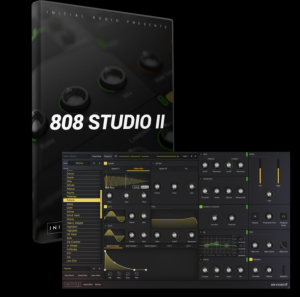 Initial Audio 808 Studio II v2.0.5 Incl Keygen + Crack [Latest]