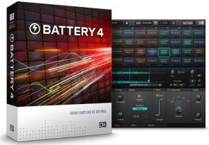 Native Instruments Battery 4 Crack + Serial Number Mac/Win Free