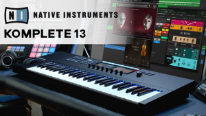 Native Instruments Komplete 13 Ultimate Crack Mac/Win Free