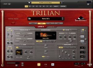 Spectrasonics Trilian 1.4.4C VST Crack Mac Free Download