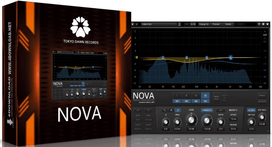 TDR Nova v2.0.2 Plugin Download Full Version with Crack