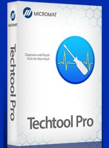 TechTool Pro 13.0.2 Build 6749 Cracked for macOS + Serial Code Free