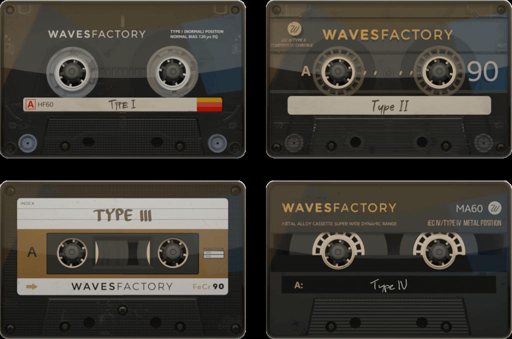 Wavesfactory Cassette Crack