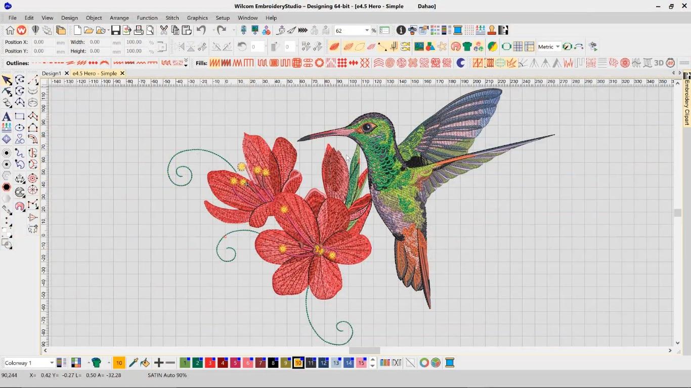 Wilcom Embroidery Studio Crack Full Version Free [2021]