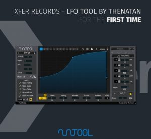 Xfer Records Lfo Tool 2020 Cracked Free Download [Latest]