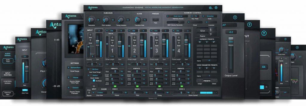 Antares AVOX 4 Crack VST + Full Torrent 2021 (Mac + Win) Free