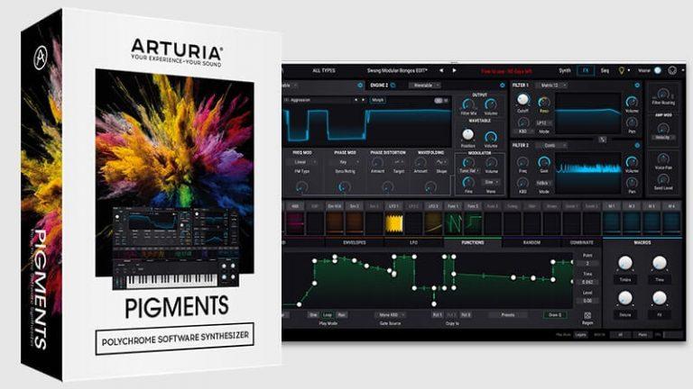 Arturia Pigments 2 Crack Full Version Torrent Download