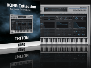 Korg Triton 1.0.1 (Win) Free Download VST 2021
