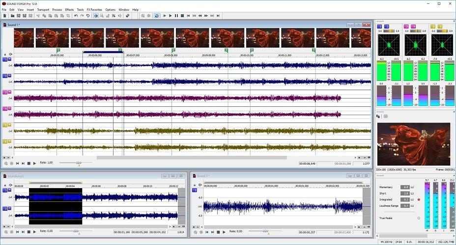 MAGIX SOUND FORGE Pro Suite Crack Mac