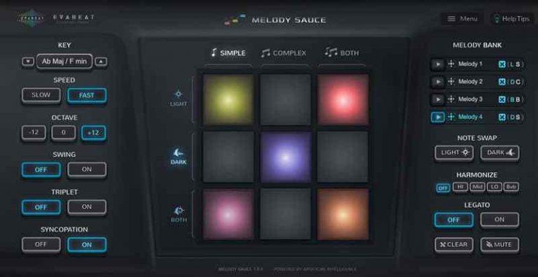 Melody Sauce VST Crack (Mac + Win) Free Download
