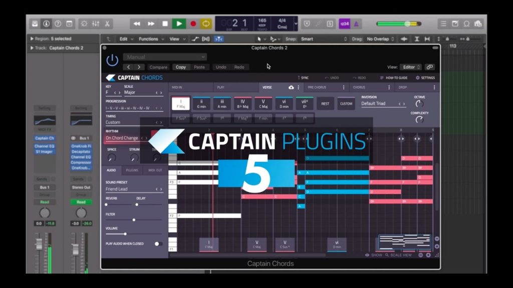 Captain Plugins 5.1 Crack VST Free Download