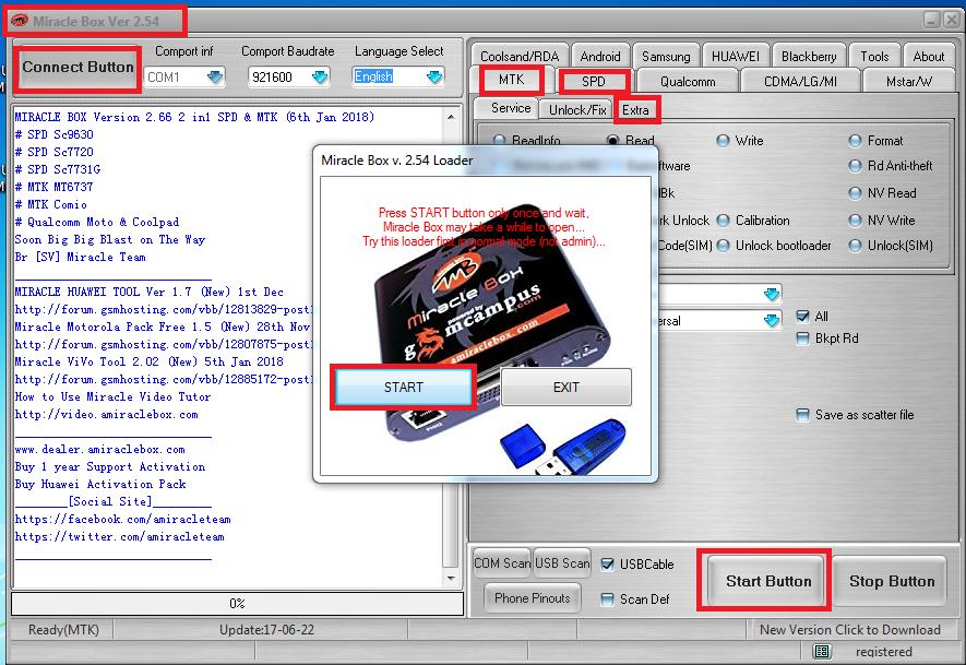 Miracle Box Crack + Setup Tool Free Version Full Download