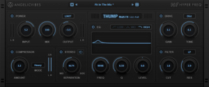 AngelicVibes Thump Multi Effects v1.0.1 Crack [Mac+Win] Free