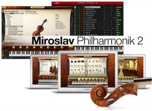 Miroslav Philharmonik 2 Crack v2.0.5 [Mac & Win] Free