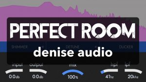 Perfect Room v1.3.1 VST Crack [Mac & Win] Plugin Free