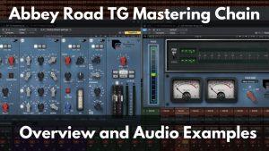 Abbey Road TG Mastering Chain Crack [Mac & Win] Free
