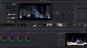 DaVinci Resolve Studio 17.1 Crack Full Activation Key 2021