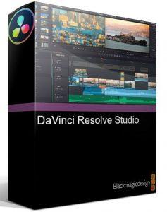 DaVinci Resolve Studio Crack Full Activation Key 2021