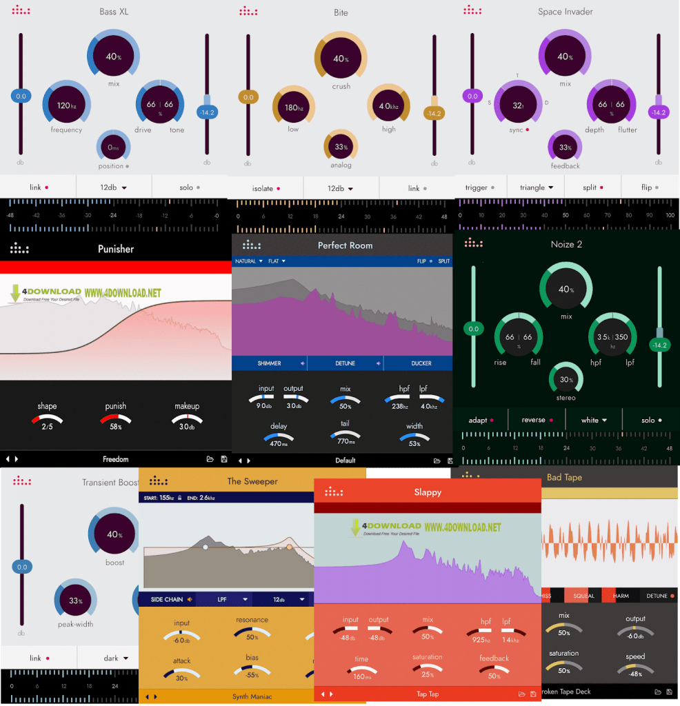 Denise Audio Plugins Bundle Crack Full Version [Latest]