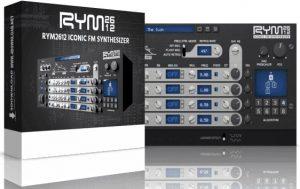 RYM2612 Iconic FM Synthesizer v1.0.5 Crack [Win-OSX]