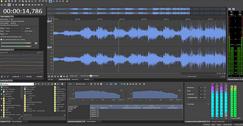 MAGIX Samplitude Pro X6 Suite Full Version