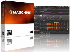 Native Instruments Maschine v2.13 Crack + Serial Key Full Version