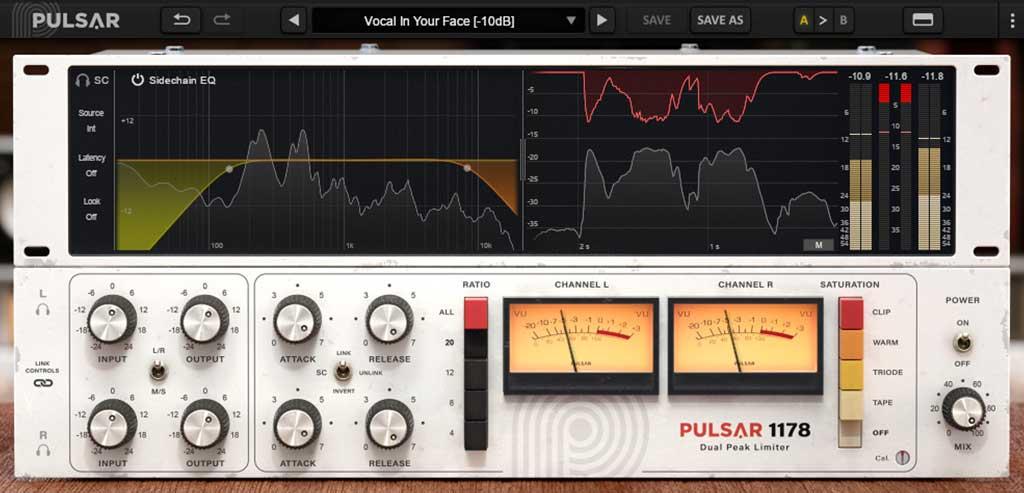 Pulsar Audio 1178 v1.0.9 Full Version Download