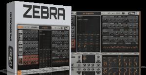 Zebra 2 VST Crack u-he Zebra 2.9.2 (U-he plugin) + Keygen 2021