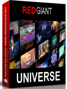 Red Giant Universe 3.3.4 Crack Full Version Download 2022