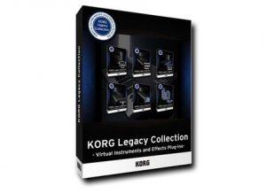 KORG Legacy Collection Special Bundle v2 Crack + Serial Free Download 2022